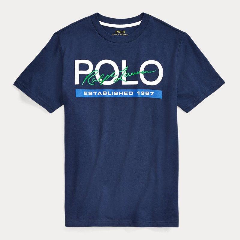 POLO・コットン・半袖Tシャツ[4色展開] (ボーイズS〜XL)