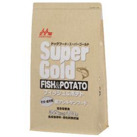 Super Gold フィッシュ&ポテト レギュラー2.4kg入り(取り寄せ商品)