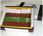 【クール対応】 ベルギーカレボー社チョコレート使用 蔵の石畳 ミックス 20粒入