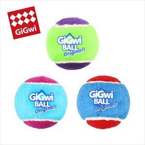 GiGwi ギグウィテニスボール 3P
