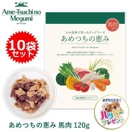 あめつちの恵み【馬肉】お徳用パック 140g×11袋
