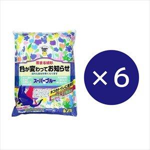 スーパーキャット スーパーブルー 7L×6袋