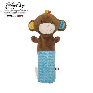 Baby Dog レオン(モンキー)スクィーカーボトル