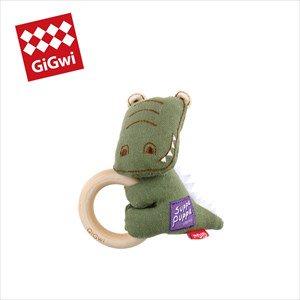 GiGwi スッパプッパ ステッチーリング クロコ