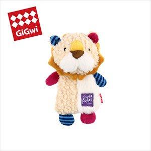 GiGwi スッパプッパ ウーリー ライオン