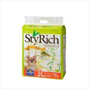 クリーンワン スタイリッチシートグリーンブーケの香り レギュラーサイズ(1パック96枚入り)