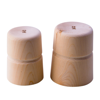 【盛り塩固め器】 円すい形の盛り塩が簡単に作れます