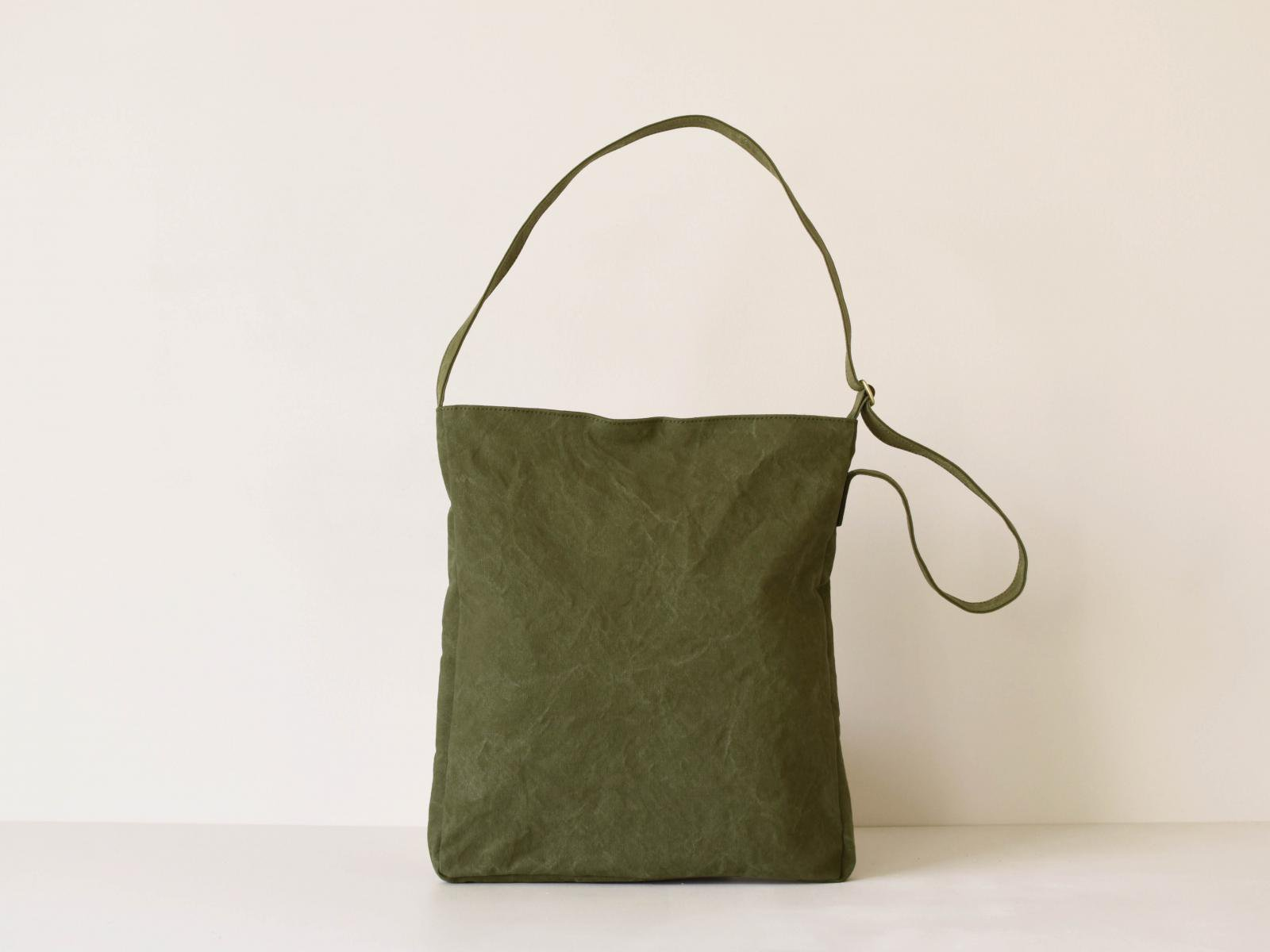 9号リードバッグ,帆布