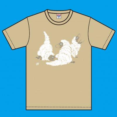 久正人 Tシャツ「仔龍図」