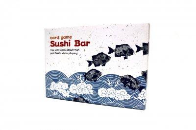"""Card game """"Sushi Bar"""""""