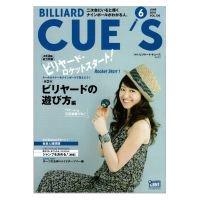 CUE'S 2010年06月号