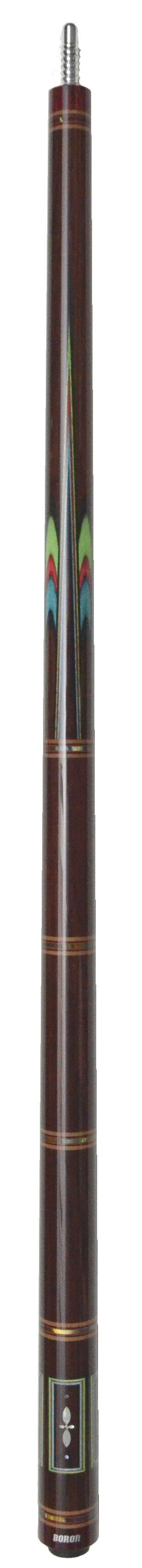 【BORON】紫檀ベース バタフライ4剣+3分割グリップ