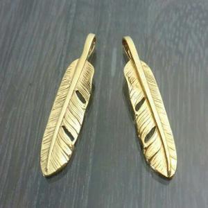 TF50・TF51【真鍮ゴールド】全金Sフェザー左右セット