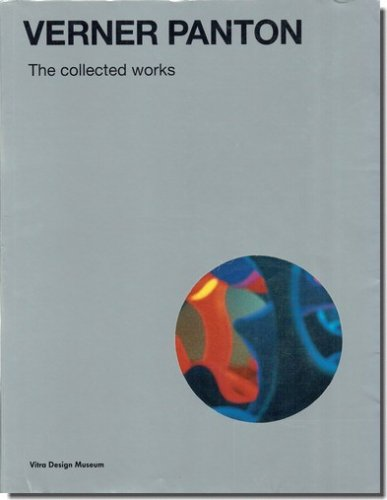 Verner Panton: The Collected Works/ヴェルナー・パントン作品集|建築書・建築雑誌の買取販売-古書山翡翠