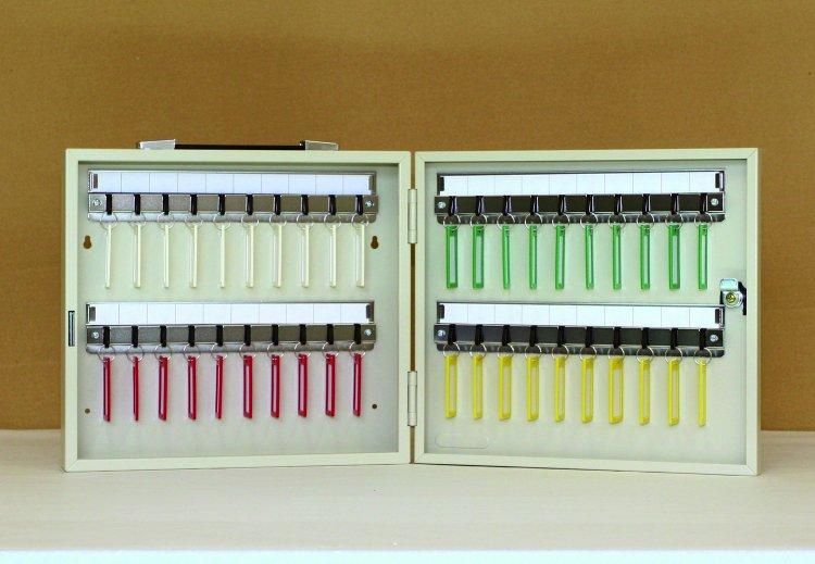 キー管理ボックス(30台用)