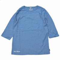 GOHEMP  BASIC FOOTBALL TEE (16)