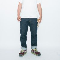 DEEPER'S WEAR   HIGH KICK JEANS  (ONE WASH)