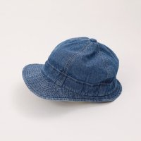<img class='new_mark_img1' src='//img.shop-pro.jp/img/new/icons7.gif' style='border:none;display:inline;margin:0px;padding:0px;width:auto;' />Remilla   Oval Denim Cap