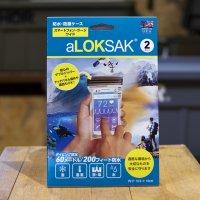 LOKSAK   防水マルチケース  スマートフォン ラージ ワイド