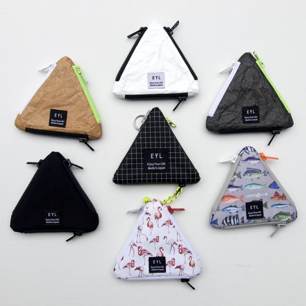 EYL  Triangle Coin Purse