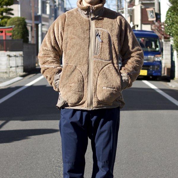 【10% OFF】  and wander  high loft fleece jacket