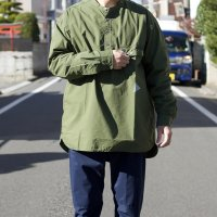 <img class='new_mark_img1' src='https://img.shop-pro.jp/img/new/icons20.gif' style='border:none;display:inline;margin:0px;padding:0px;width:auto;' />and wander  CORDURA typewriter  over shirt