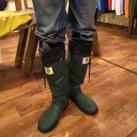 バードウォッチング長靴  (グリーン)