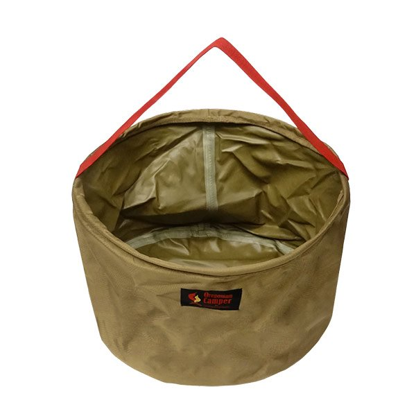 Oregonian Camper  Camp Bucket
