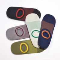 GOHEMP × ANONYMOUSISM   Pile Shoes In Socks (M)