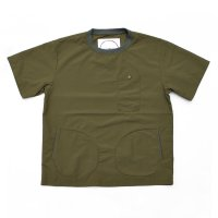 <img class='new_mark_img1' src='https://img.shop-pro.jp/img/new/icons20.gif' style='border:none;display:inline;margin:0px;padding:0px;width:auto;' />BURLAP OUTFITTER  S/S POCKET TEE  (New Olive)