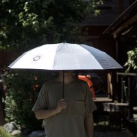 Six Moon Designs  Silver Shadow  Mini Umbrella