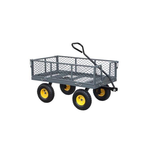 Easy Assemble Mesh Cart