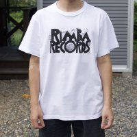 <img class='new_mark_img1' src='https://img.shop-pro.jp/img/new/icons58.gif' style='border:none;display:inline;margin:0px;padding:0px;width:auto;' />Rimba  Records Tee  (White)