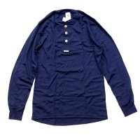 <img class='new_mark_img1' src='https://img.shop-pro.jp/img/new/icons20.gif' style='border:none;display:inline;margin:0px;padding:0px;width:auto;' />ACLIMA  WARMWOOL  GRANDAD SHIRT
