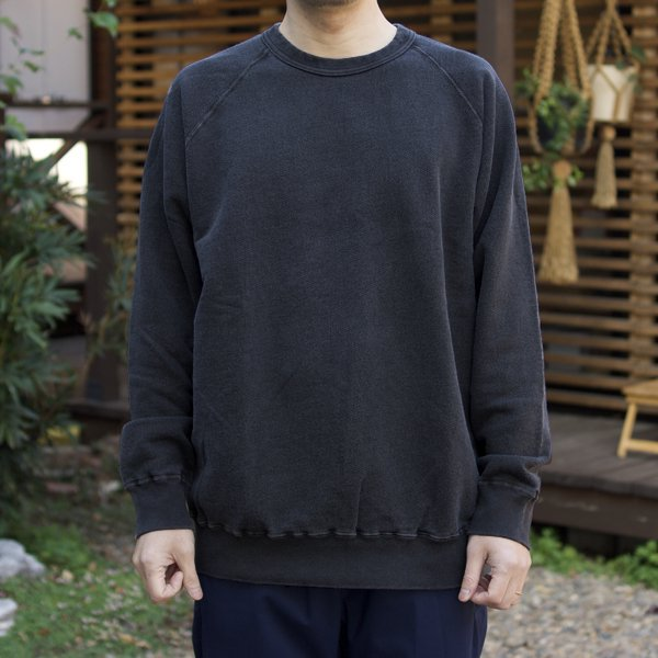 Good On  L/S Raglan Crew Sweat