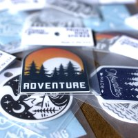 STICKERS NORTHWEST  Printed Stickers
