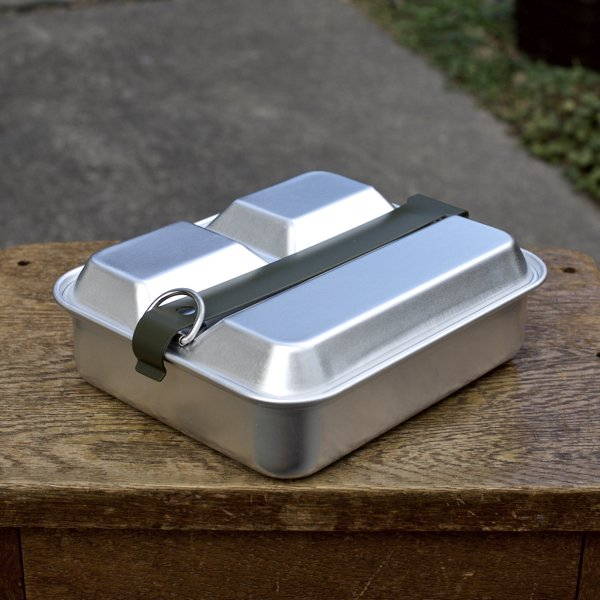 Detour Life  Mess Kit Pan SQUARE