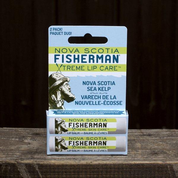 NOVA SCOTIA FISHERMAN  Lip Balm Original  (ダブルパック)