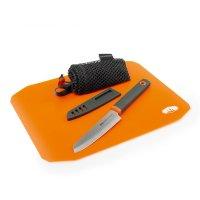 GSI  ロールアップ カッティングボード  ナイフセット