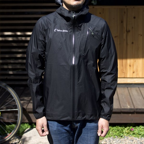 Teton Bros.  Feather Rain Full Zip Jacket 2.0