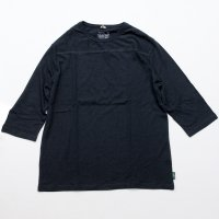 GOHEMP  BASIC FOOTBALL TEE