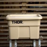 <img class='new_mark_img1' src='https://img.shop-pro.jp/img/new/icons58.gif' style='border:none;display:inline;margin:0px;padding:0px;width:auto;' />THOR  Large Totes  With Lid 22L