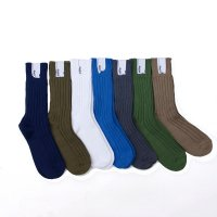 decka  Cased Heavy Weight  Plain Socks (Men)