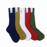 decka  Cased Heavy Weight  Plain Socks (Women) 1