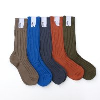 decka  Cased Heavy Weight  Plain Socks (Women) 2