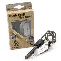 Bush Craft inc.  オリジナル ファイヤースチール 2.0  (メタルマッチ)