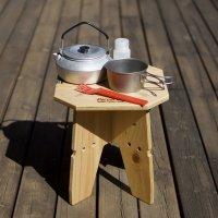 Peregrine Furniture  Rabbit Stand