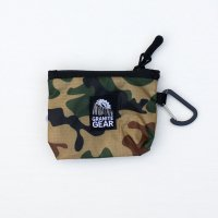 GRANITE GEAR  Hiker Wallet S  Classic Camo