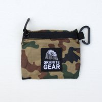 GRANITE GEAR  Hiker Wallet M  Classic Camo