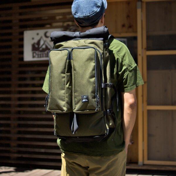 [店頭販売] KLIPTED  O.L.T Backpack  (Rimba Exclusive)